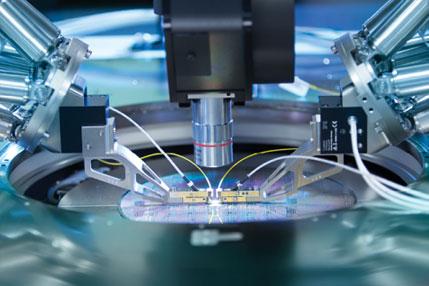 Inplatin scientific instrument silicon photon test and measurement solution